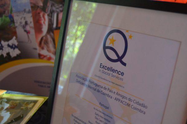APPACDM obtém melhor pontuação Europeia EQUASS EXCELLENCE