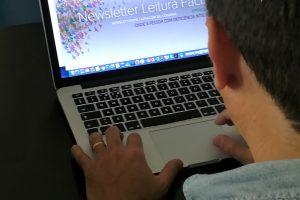 Newsletter mensal lançada em versão Leitura Fácil