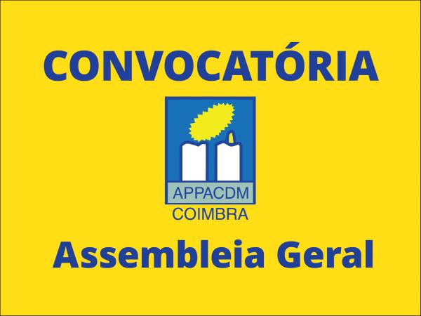 Convocatória Assembleia Geral 29.03.2019