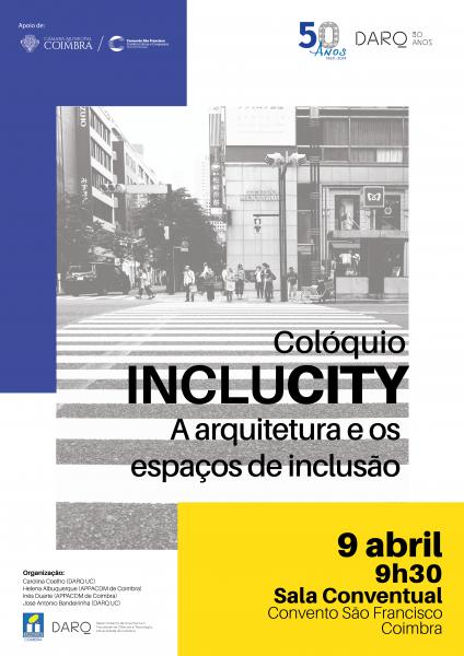 IncluCity – A Arquitetura e os espaços de inclusão